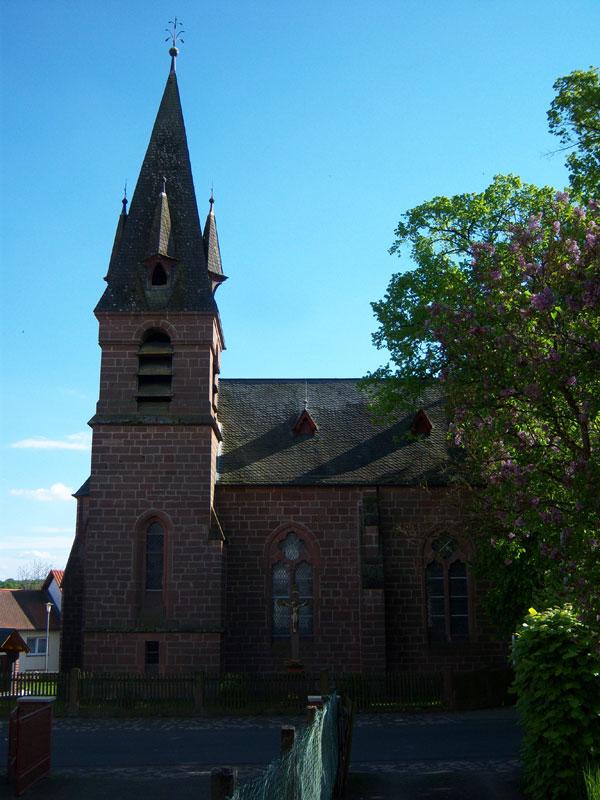 Kirche Hessen